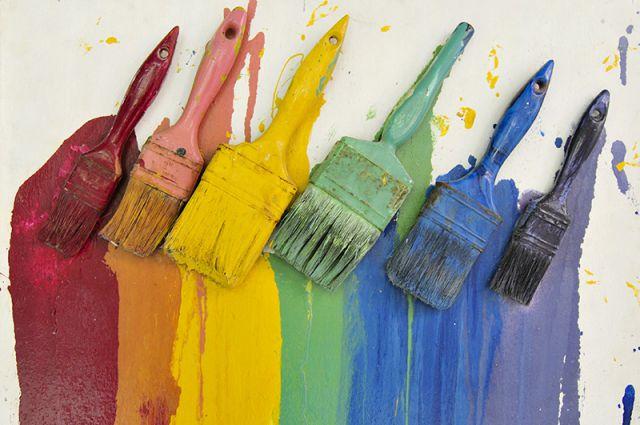 Самый популярный в мире цвет