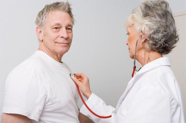 Уменьшение простаты при раке