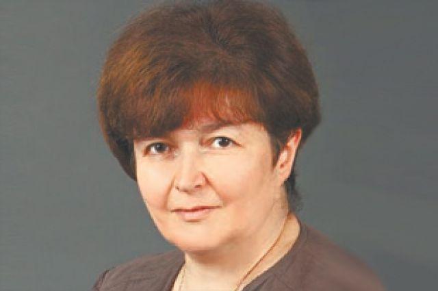 Анна Соловьёва.