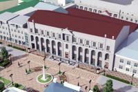 Эрмитаж-Сибирь будет находиться по адресу Музейная, 4.