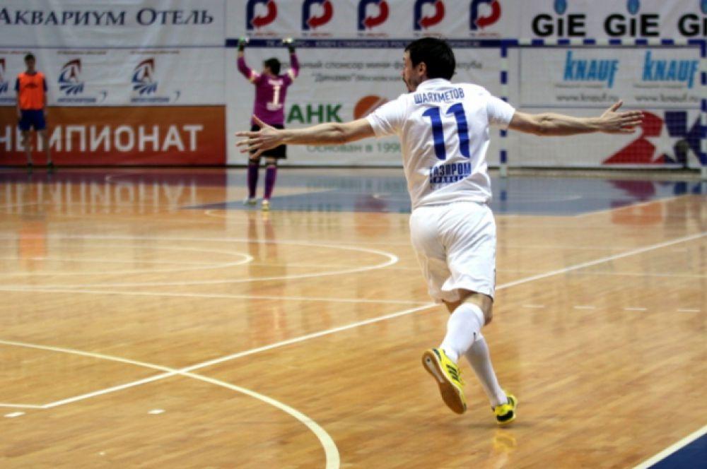 Владислав Шаяхметов забил первый гол.