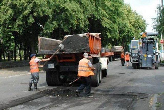 Дорожные строители на 8 дней перекроют перекресток Корепина - Стачек
