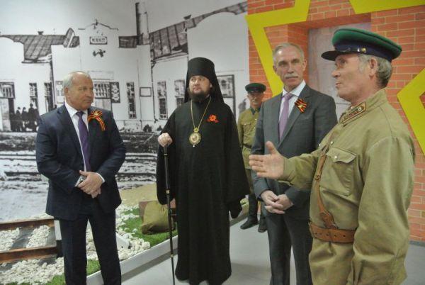 К 70-летию Победы в городе приведены в порядок все памятные места и открыты музеи.