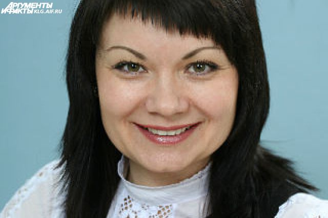 Татьяна Батурина.