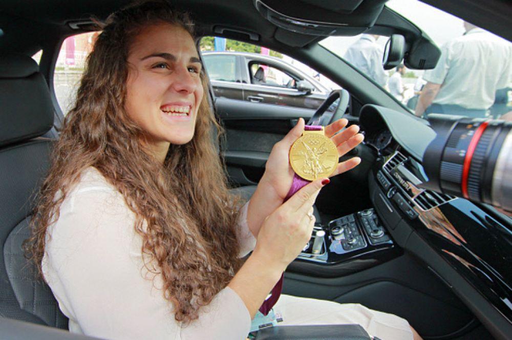 Наталья Воробьёва — заслуженный мастер спорта России по вольной борьбе, олимпийская чемпионка 2012 года в категории до 72 кг,чемпионка Европы 2013 года, чемпионка России 2012 года.