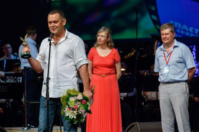 Награду получил журналист ГТРК
