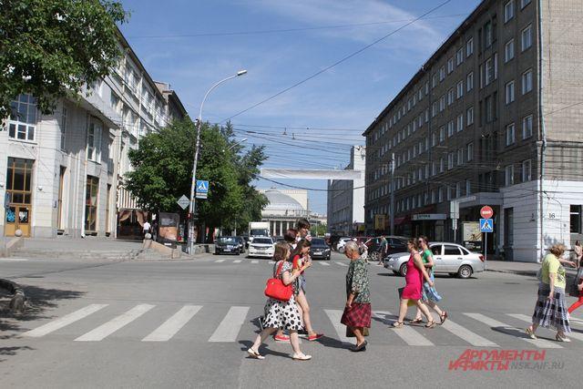 Новосибирцы могут голосовать за названия улиц и остановок