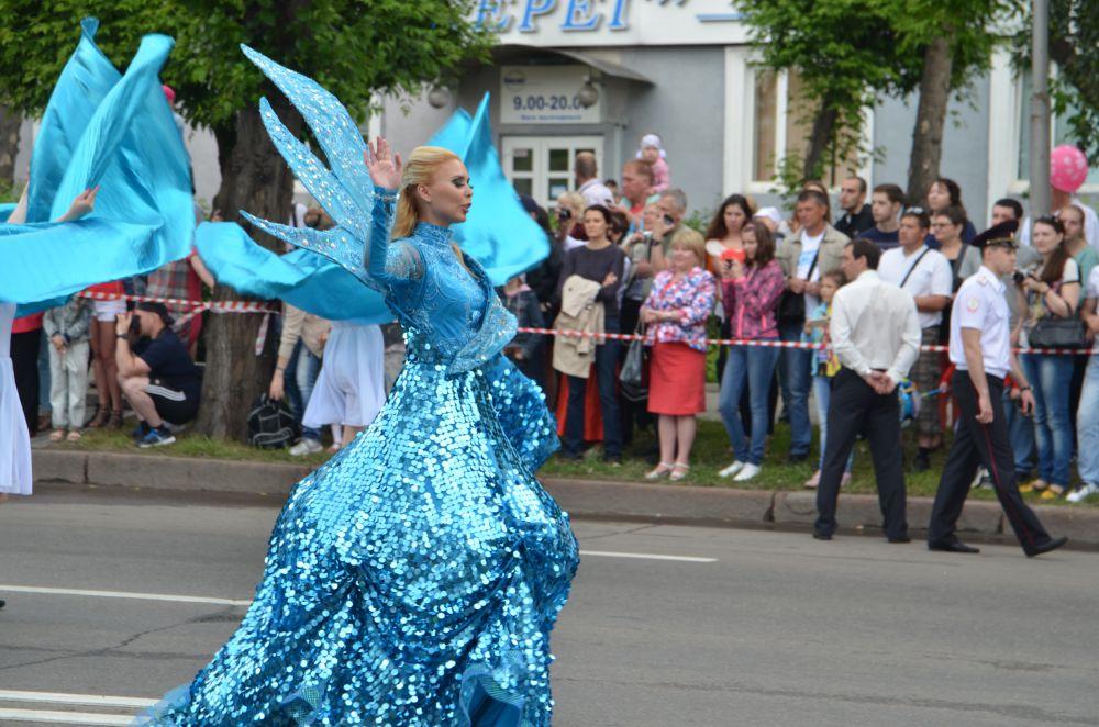Королева синих эльфов