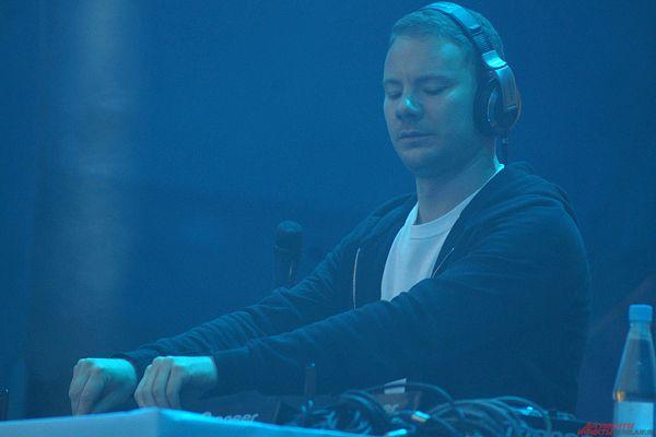 Хэдлайнер Дня города – уроженец Перми музыкант, продюсер и автор песен DJ Smash.