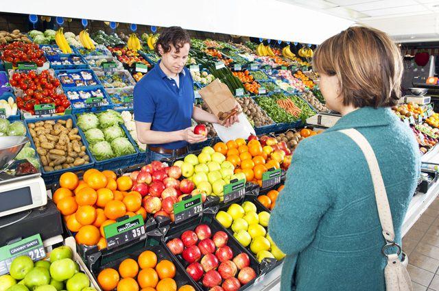 В Новосибирске выросли цены на фрукты и овощи