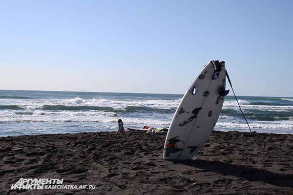 Камчатский сёрфинг - это настоящий экстрим!