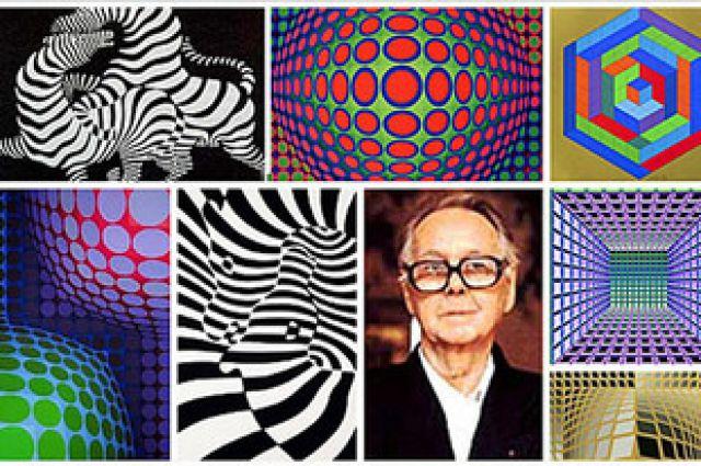На Урал привезут работы одного из величайших мастеров оптического искусства