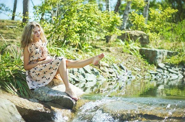 Летом в Приморье хорошо отдыхать.