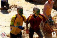 Участники экстремального забега.