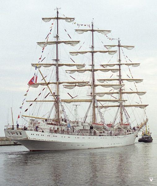 Учебное парусное судно «Дар Молодёжи» — польский трёхмачтовый учебный парусник (фрегат), наследник легендарных парусников «Lwów» («Львов») и «Dar Pomorza» («Дар Поморья»). Спущено на воду в 1982 году, ныне выведено из состава флота, стало мемориальным кораблём.