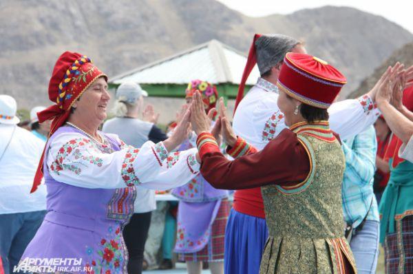 Традиционно в играх участвуют представители самых разных национальностей Евразийского континента.