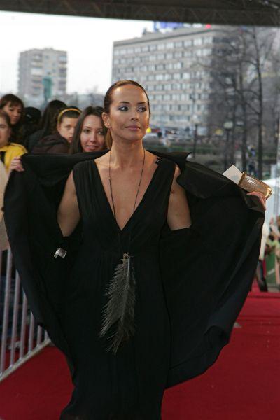 За роль в «Дневном дозоре» она была удостоена премии MTV Russia Movie Awards в номинации «Лучшая женская роль».