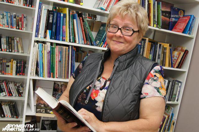 Елена Александронец: «Библиотекарь - интересная и недооценённая профессия. За ней - будущее!».