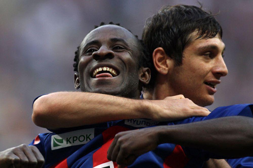 В результате игрок был переведен в молодежную команду ЦСКА, а после вообще был выставлен на трансфер.
