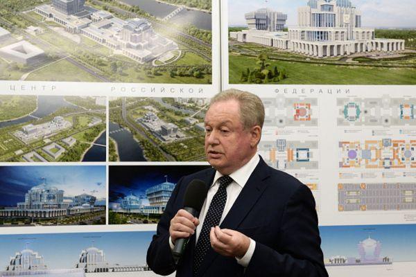 Генеральный директор ОАО «Моспроект-2» имени М.В.Посохина Михаил Посохин.