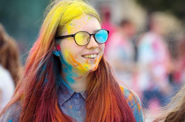 ... а в разноцветных тонах всех возможных оттенков!