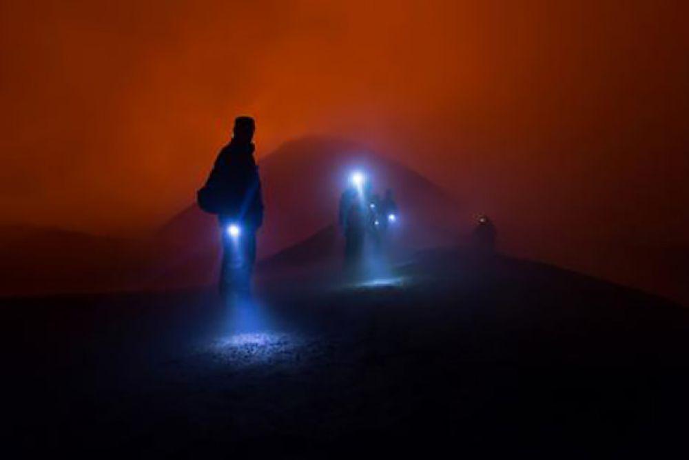 Третьим призёром стал Денис Будьков с работой «Марс». Его приз — поездка «Джип-тур к вулкану Мутновская Сопка».