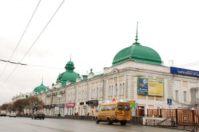 Улица Ленина преобразится к 300-летию Омска.
