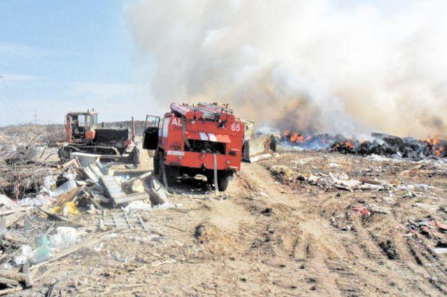 Прокуратура приструнила мусорщиков поселка Малышево