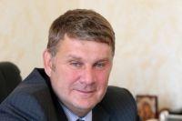 Министр здравоохранения Омской области Андрей Стороженко.