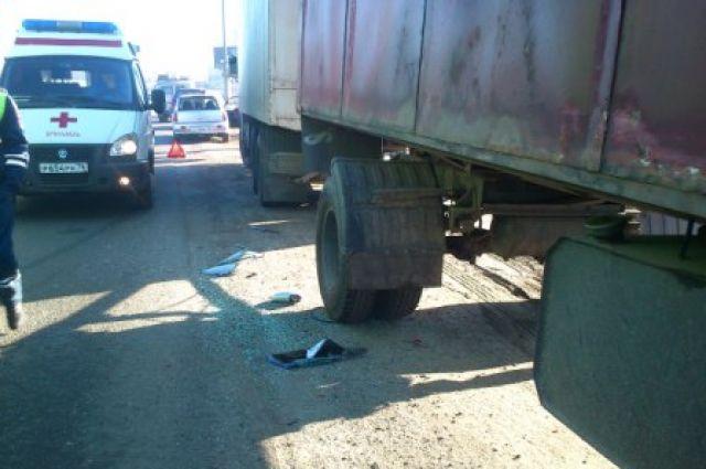 На ЮЗОД - высокая аварийность из-за низкого качества дороги