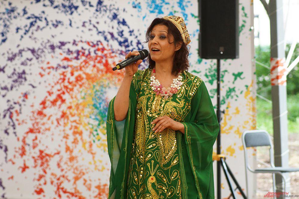 Мероприятие проходило в рамках фестиваля «Мы едины».