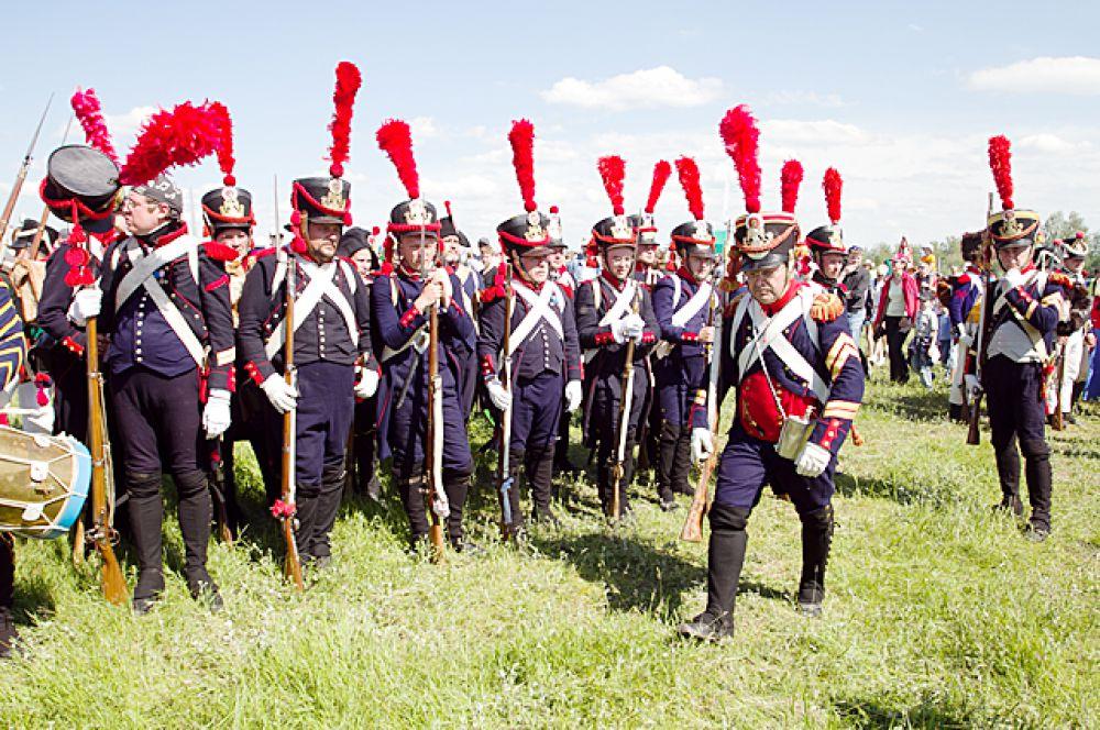 Ещё одно яркое сражение было в период Отечественной войны в 1813 году и называлось Схватка под Лейпцигом. Тогда франзцуская армия...