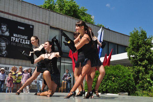 В Омске проведут танцевальный флешмоб.