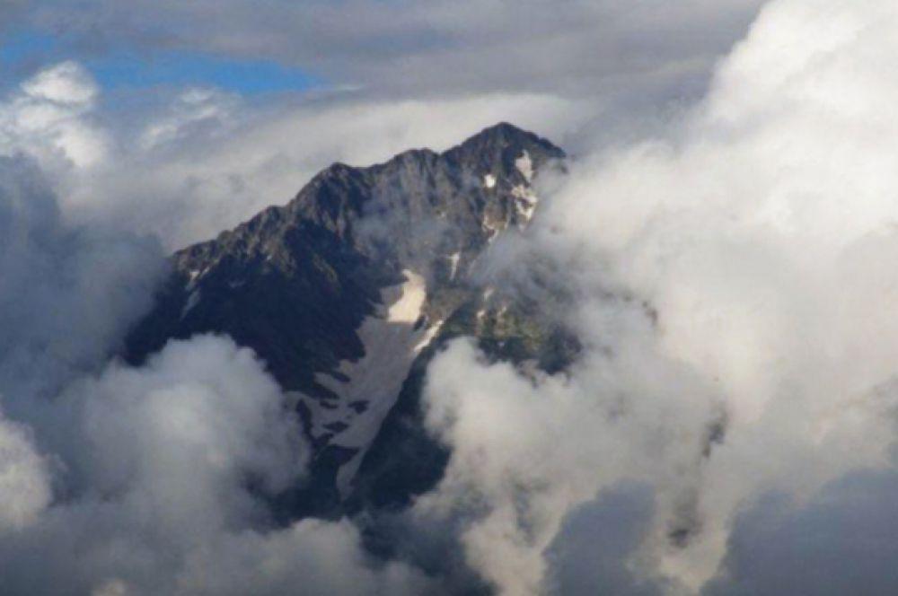 Гора Чугуш