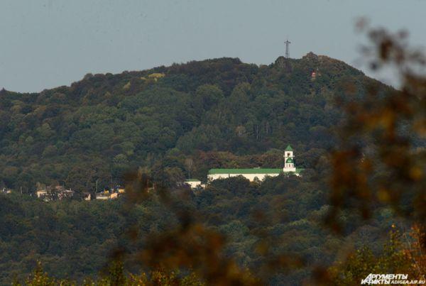 Гора Физиабго