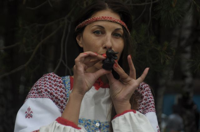 Омичи вспомнят обычаи и традиции предков.