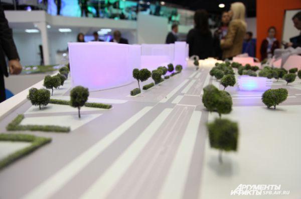 Цель проекта – экспозиция достижений регионов России и продвижение отечественных товаров и производств.