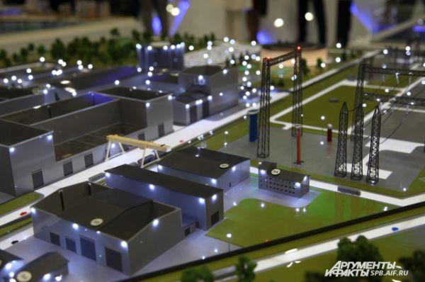 Объем инвестиций в проект составит порядка 10,5 миллиардов рублей.