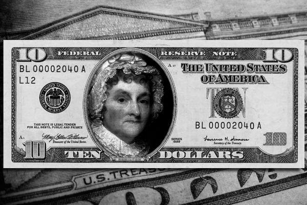 Эбигейл Смит Адамс – супруга президента США Джона Адамса, в 1800 году после переноса столицы в Вашингтон Эбигейл Адамс стала первой хозяйкой Белого дома.