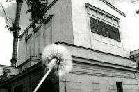 Здание, в котором распологался реактор А