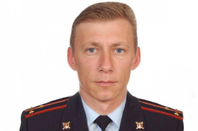 Погибший Александр Лямкин