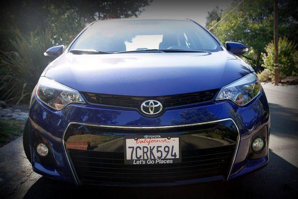 74 владельца Toyota Corolla за пять месяцев 2015 года лишились своих авто.