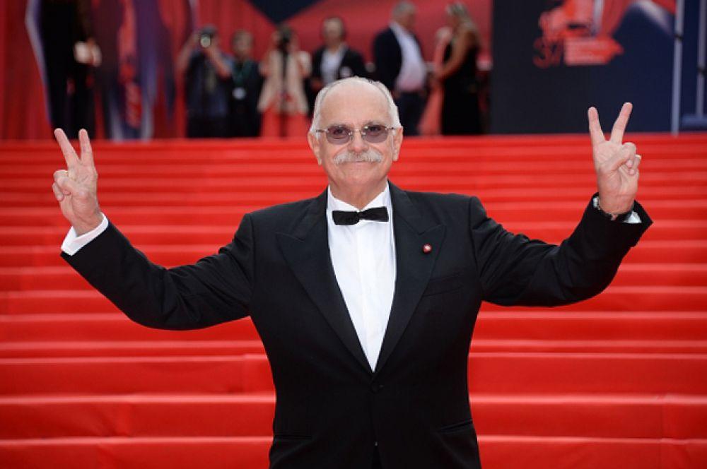 Президент Московского международного кинофестиваля Никита Михалков.