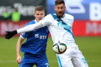 Матч «Динамо» – «Зенит».