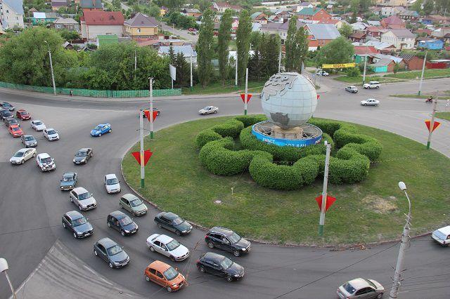 Этот монумент - один такой на всю Россию!