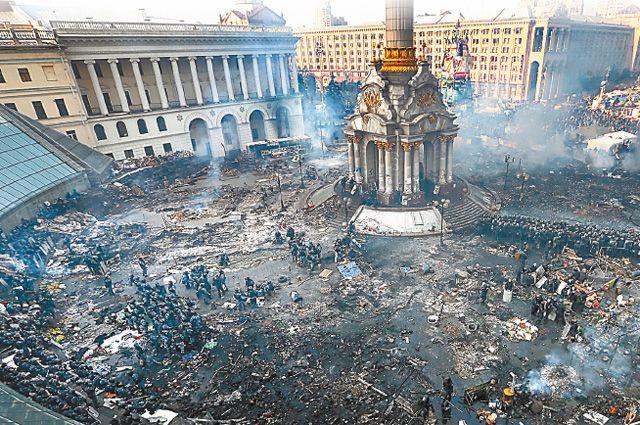 Совбез Российской Федерации назвал США инициаторами госпереворота вгосударстве Украина