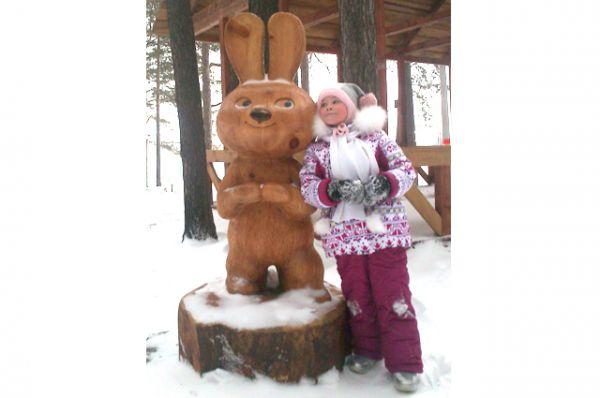 Участник №6 - Анастасия Емонакова, 7 лет