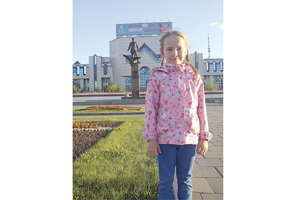 Участник №20 - Елизавета Никитина, 6 лет