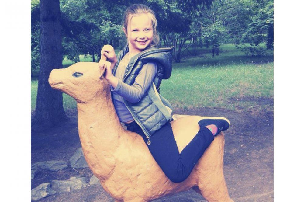 Участник №4 - Алина Кузнецова, 7 лет