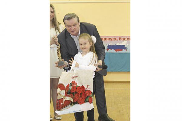 Участник №19 - Анастасия Лепетанова, 6 лет